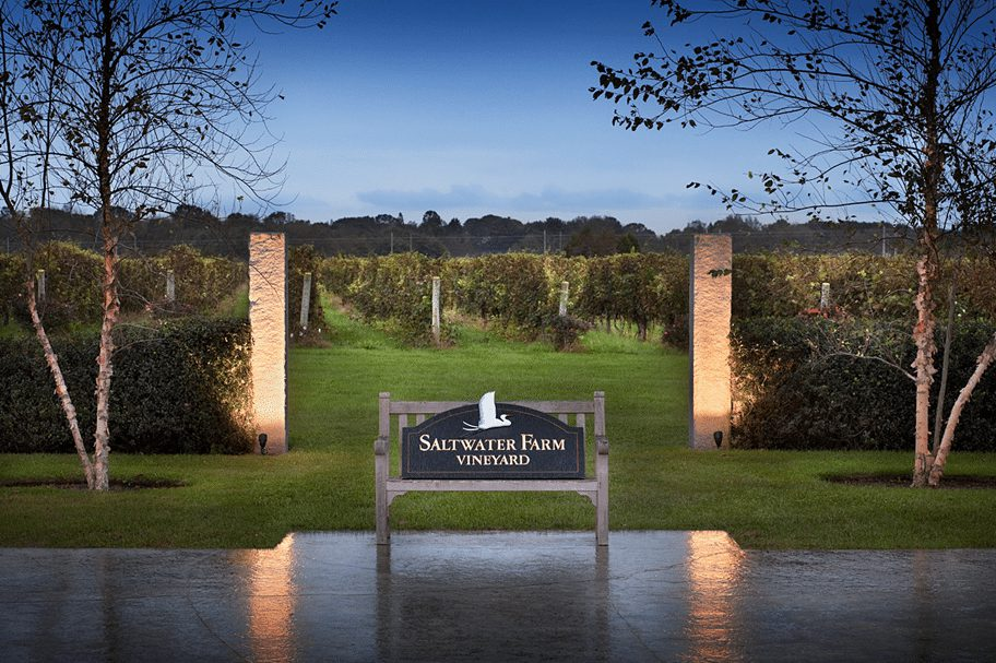 Image result for saltwater farm vineyards